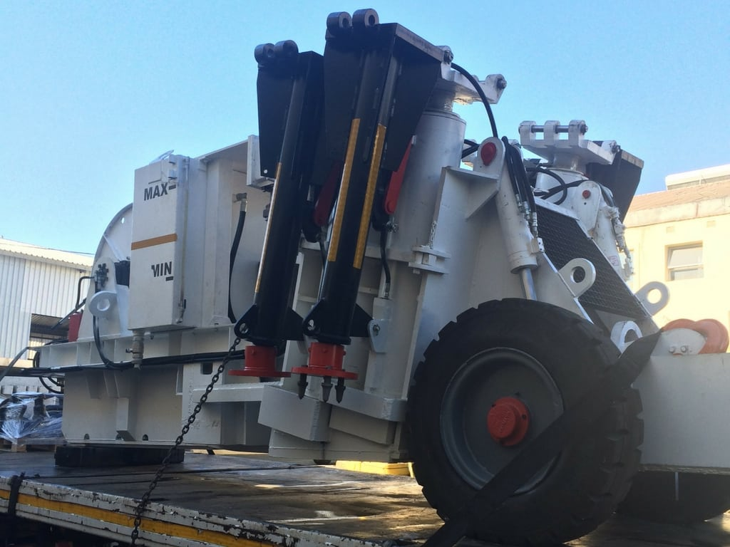 Mining Equipment and Accessories