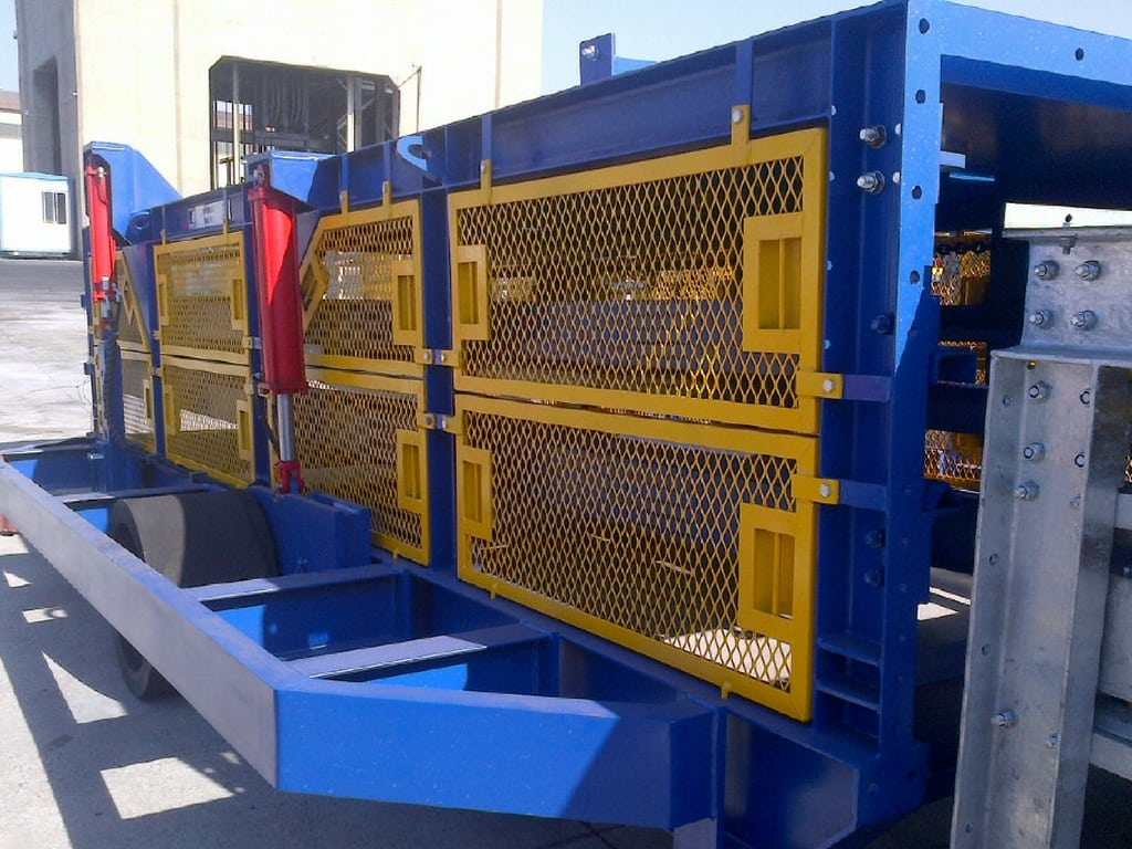 Diesel Machine Accessories